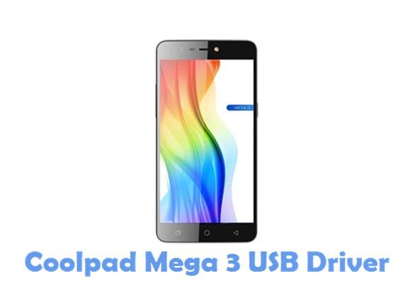 Download Coolpad Mega 3 USB Driver