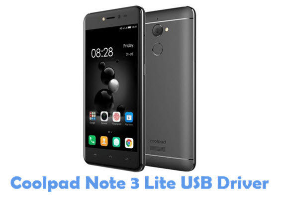 Download Coolpad Note 3 Lite USB Driver