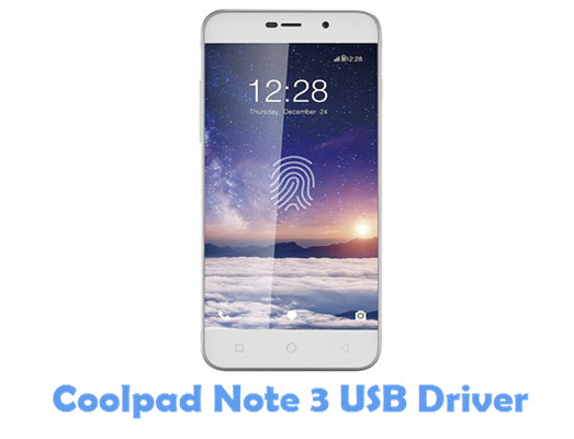 Download Coolpad Note 3 USB Driver