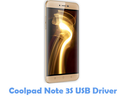 Download Coolpad Note 3S USB Driver
