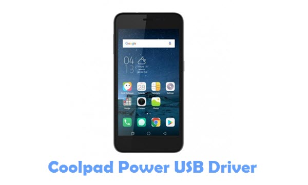 Download Coolpad Power USB Driver