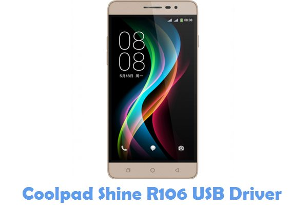Download Coolpad Shine R106 USB Driver