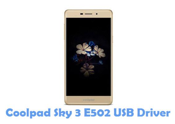 Download Coolpad Sky 3 E502 USB Driver