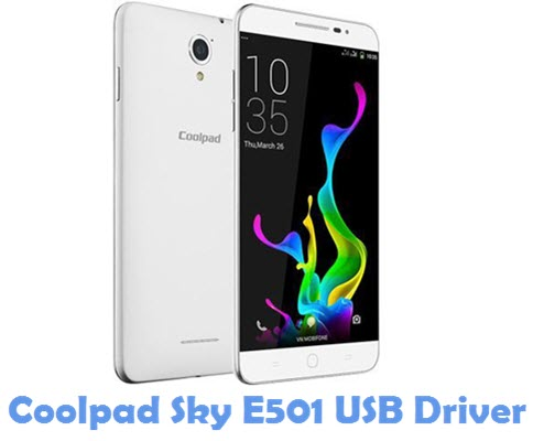Download Coolpad Sky E501 USB Driver
