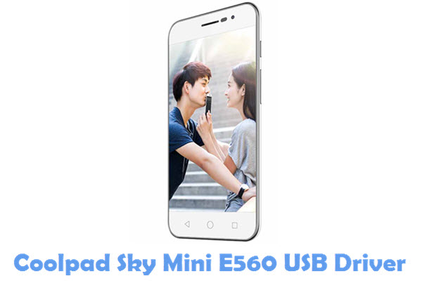 Download Coolpad Sky Mini E560 USB Driver