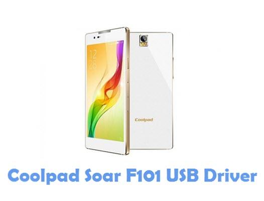 Download Coolpad Soar F101 USB Driver