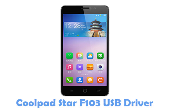 Download Coolpad Star F103 USB Driver