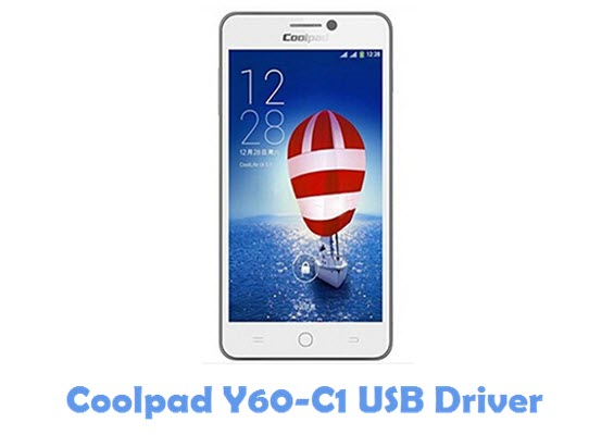 Download Coolpad Y60-C1 USB Driver