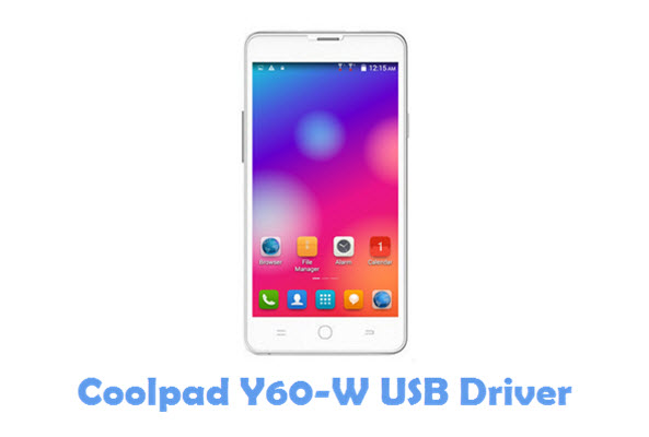 Download Coolpad Y60-W USB Driver