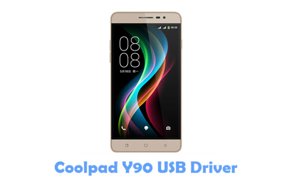 Download Coolpad Y90 USB Driver