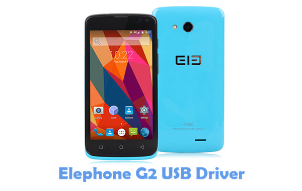 Download Elephone G2 USB Driver