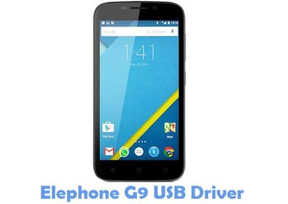 Download Elephone G9 USB Driver