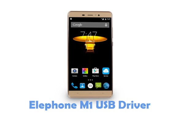 Download Elephone M1 USB Driver