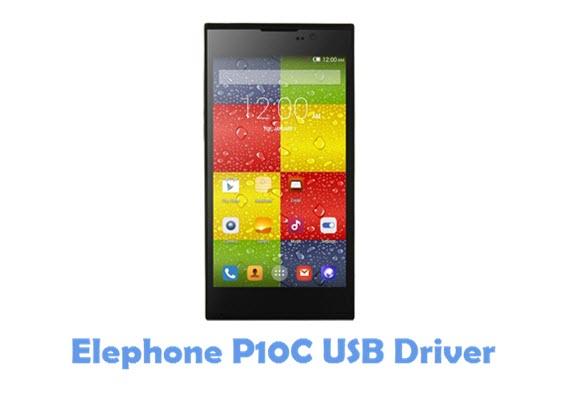 Download Elephone P10C USB Driver