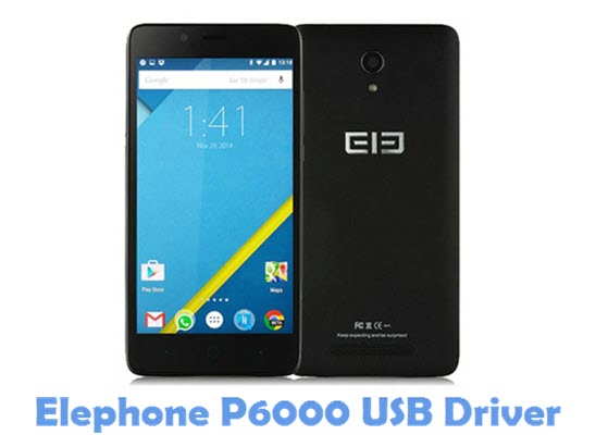 Download Elephone P6000 Firmware
