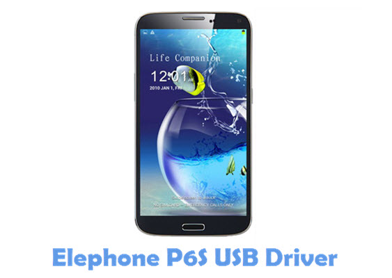 Download Elephone P6S USB Driver