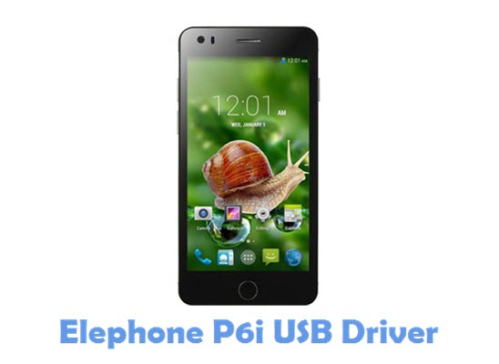 Download Elephone P6i USB Driver