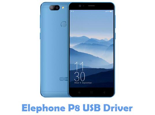 Download Elephone P8 USB Driver