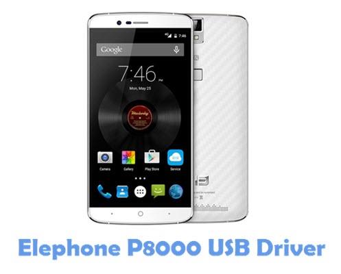 Download Elephone P8000 USB Driver