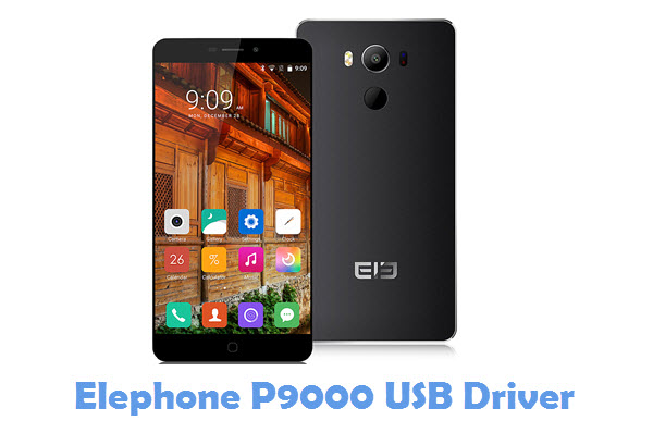 Download Elephone P9000 USB Driver