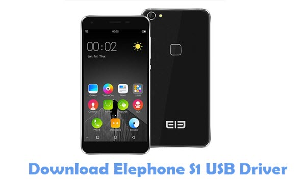 Download Elephone S1 USB Driver