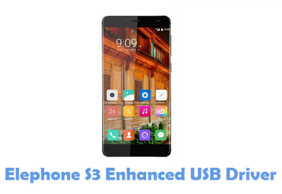 Download Elephone S3 Enhanced USB Driver