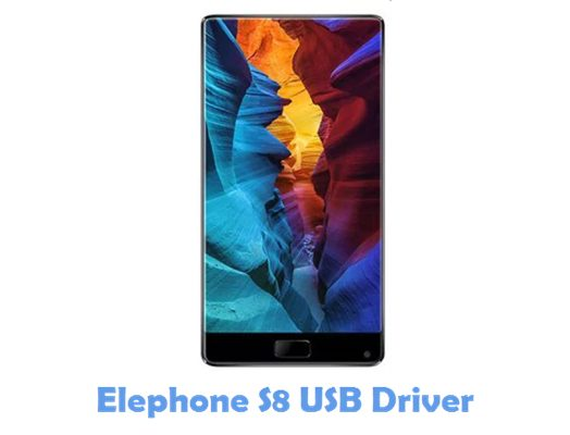 Download Elephone S8 USB Driver