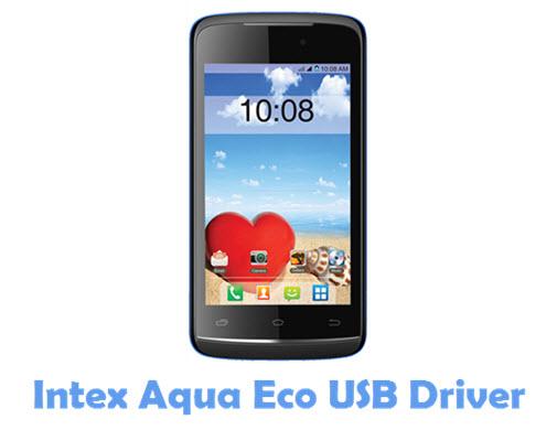 Download Intex Aqua Eco USB Driver