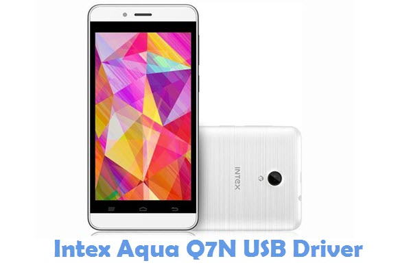 Download Intex Aqua Q7N USB Driver