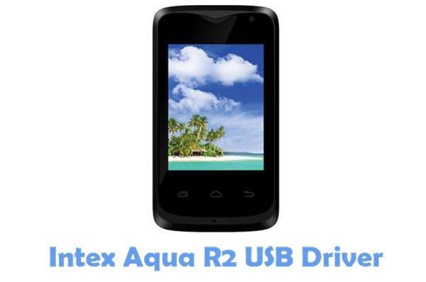 Download Intex Aqua R2 USB Driver