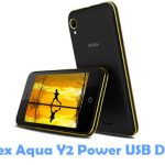 Intex Aqua Y2 Power USB Driver