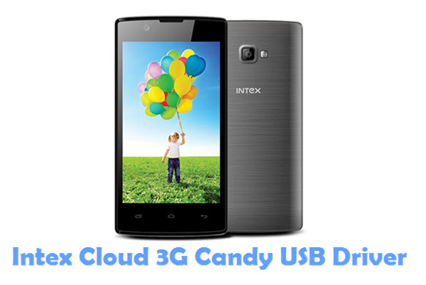 Download Intex Cloud 3G Candy USB Driver