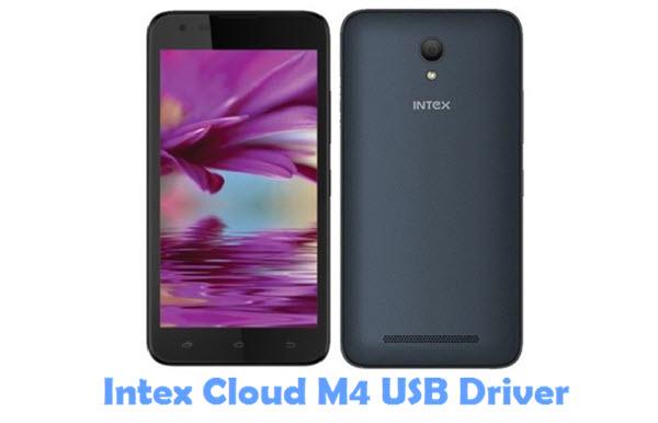 Download Intex Cloud M4 USB Driver