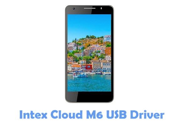Download Intex Cloud M6 USB Driver