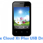 Intex Cloud X1 Plus USB Driver