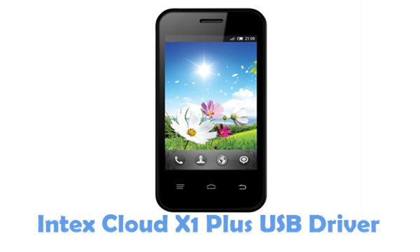 Download Intex Cloud X1 Plus USB Driver
