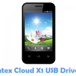 Intex Cloud X1 USB Driver