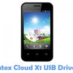 Intex Cloud X1 USB Driver