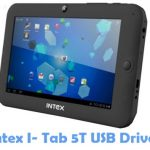 Intex I- Tab 5T USB Driver
