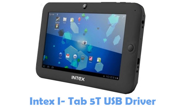 Download Intex I- Tab 5T USB Driver