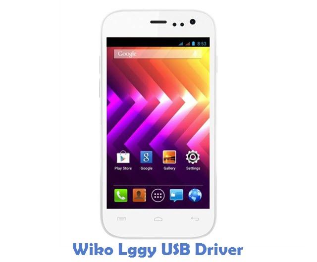 Wiko Lggy USB Driver
