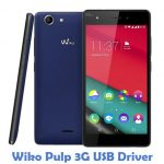 Wiko Pulp 3G USB Driver