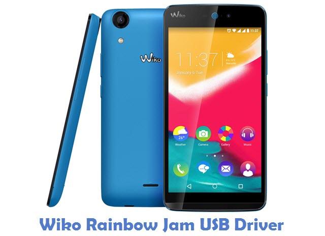 Wiko Rainbow Jam USB Driver