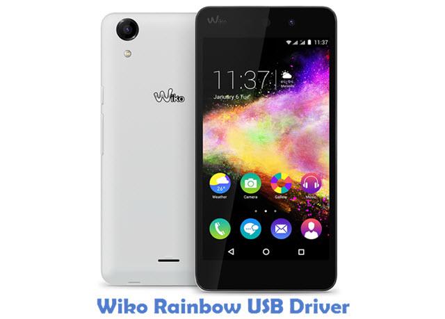 Wiko Rainbow USB Driver