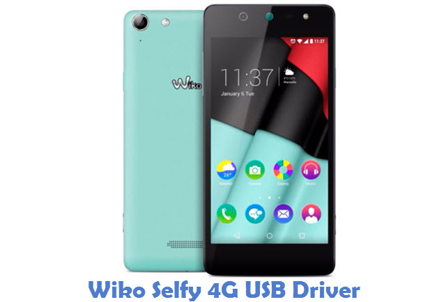 Wiko Selfy 4G USB Driver