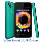 Wiko Sunset 2 USB Driver