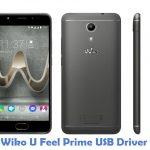 Wiko U Feel Prime USB Driver