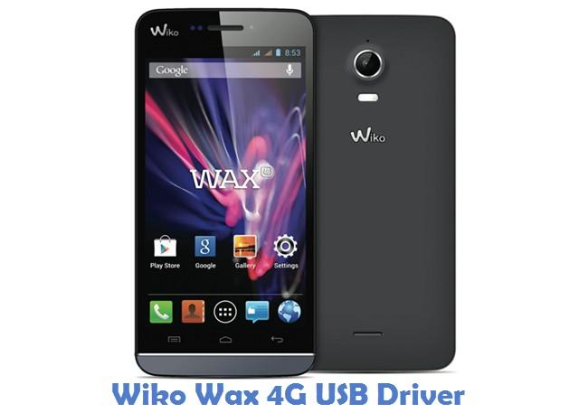 Wiko Wax 4G USB Driver