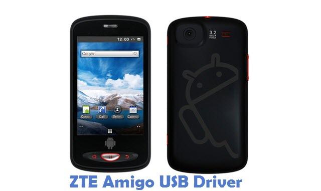 ZTE Amigo USB Driver