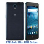 ZTE Avid Plus USB Driver